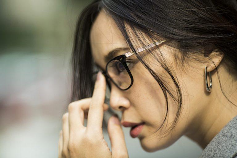 【黒フチ×メタル】メガネ3選