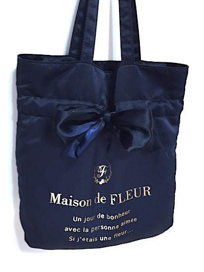 ミニバッグ+【Maison de FLEURのサブバッグ】
