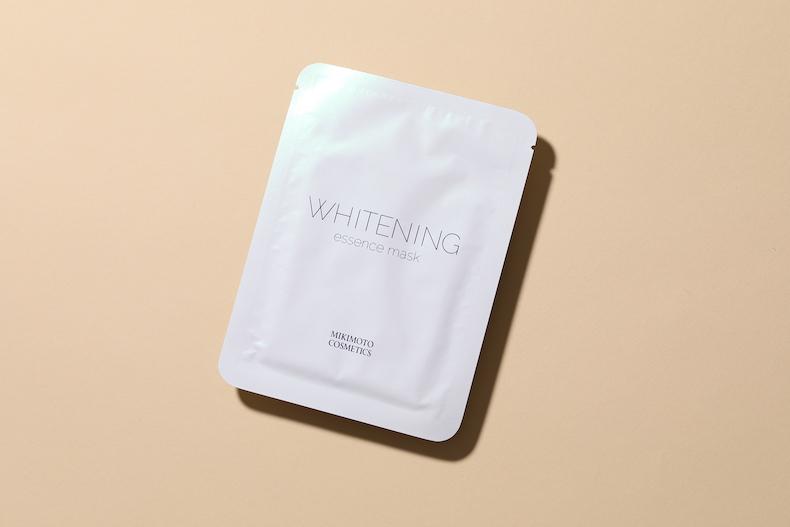 ミキモト|ホワイトニング エッセンスマスク