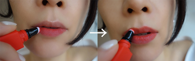 【1】有田千幸に教わった綺麗な塗り方