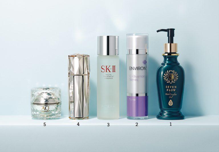 ■発酵化粧水で抜け感のある肌へ