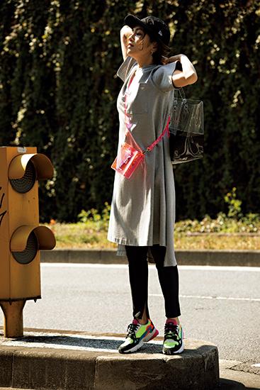 和田明日香の〝スニーカーの日〟〝NOTスニーカーの日〟お見せします!