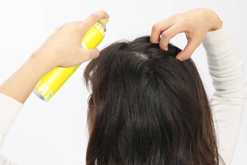 サボリーノ|髪を洗いまスプレー