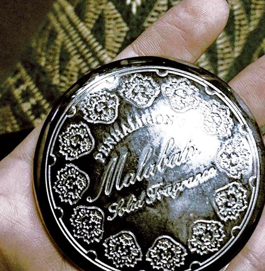 〝PENHALIGON'S〟の練り香水