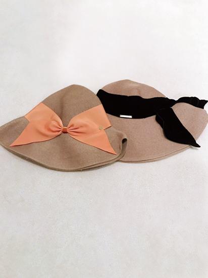 アッシーナ ニューヨークの帽子