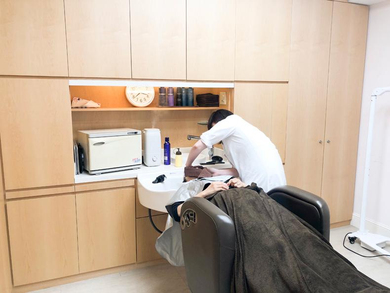 髪質がとにかく悪いワーママが髪質改善に!「銀座HSクリニックの美髪水素トリートメント」