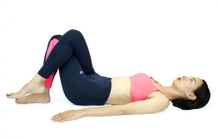 ■産後の回復期にも!骨盤底筋を鍛えるストレッチ