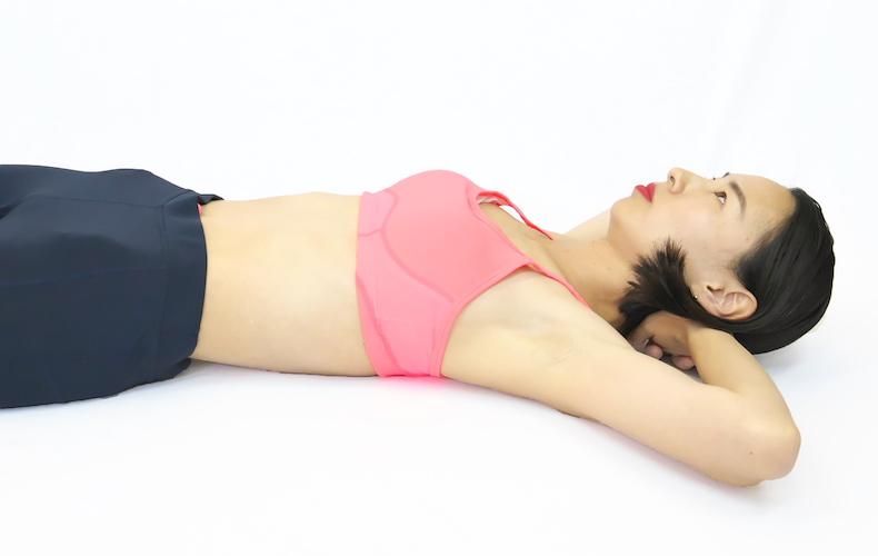 産後 腹筋