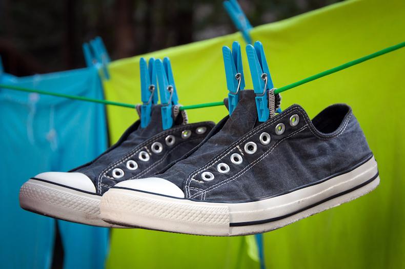 サイズの合わない靴は避ける