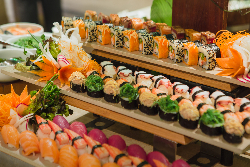 舞浜 ホテル ランチビュッフェ 子連れ 女子会 ひとり 一休 おすすめ 和食