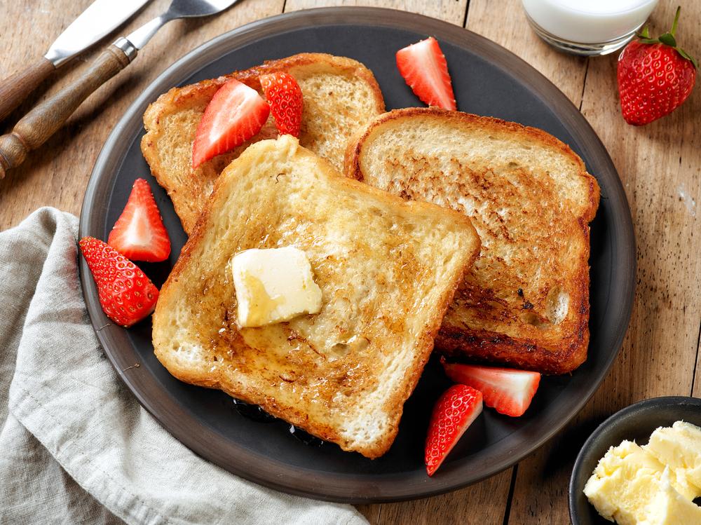 フレンチトースト ふわとろ おいしい おすすめ 店 こだわり 食パン