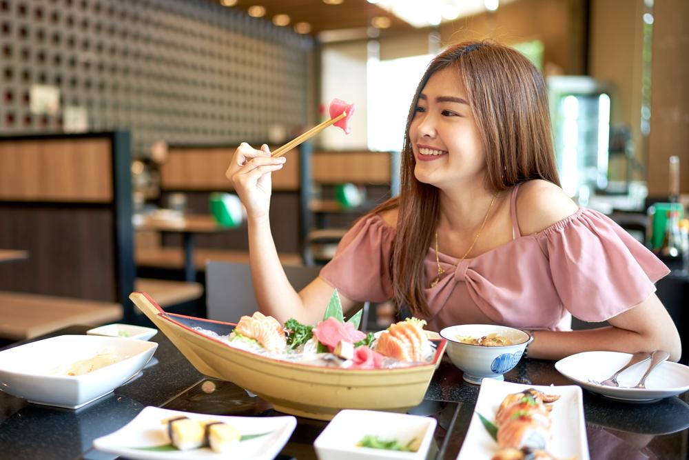 新宿 夜カフェ ヘルシー オーガニック メニュー 料理 食材 和食