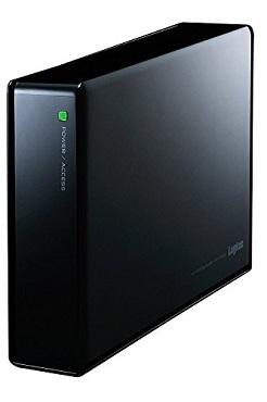 ハードディスク HDD 選び方 ポイント おすすめ テレビ パソコン オフィス 自宅 ロジテック Logitec LHD-EN2000U3WS 3TB