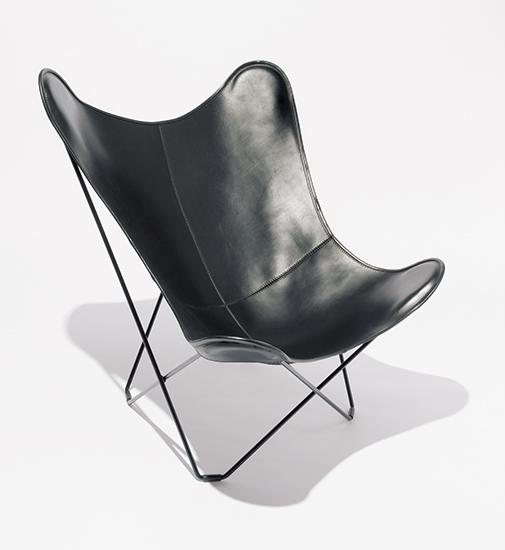 ハンモックのような椅子
