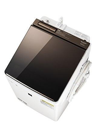 洗濯機 ドラム式 縦型 おすすめ メーカー 選び方 チェック シャープ SHARP ES-PU10C