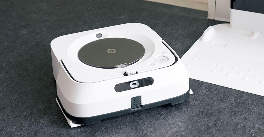 Domanist中村美香さんの買ってよかった「ロボットのブラーバ ジェット」