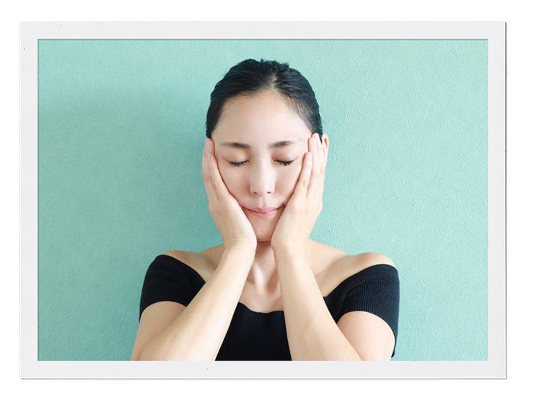 ◆お風呂でマッサージをしながら「オイルパック」