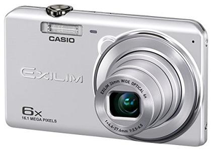 デジカメ デジタルカメラ おすすめ 高品質 コスパ コストパフォーマンス リーズナブル 防水機能 機能 CASIO カシオ「EX-ZS29」