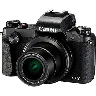 デジカメ デジタルカメラ おすすめ 高品質 コスパ コストパフォーマンス リーズナブル 防水機能 機能 Canon キャノン「PowerShot G1×Mark Ⅲ」