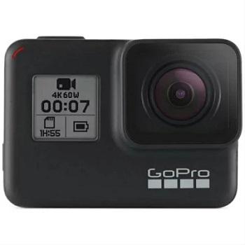 デジカメ デジタルカメラ おすすめ 高品質 コスパ コストパフォーマンス リーズナブル 防水機能 機能 Go Pro ゴープロ「HERO7 Black」
