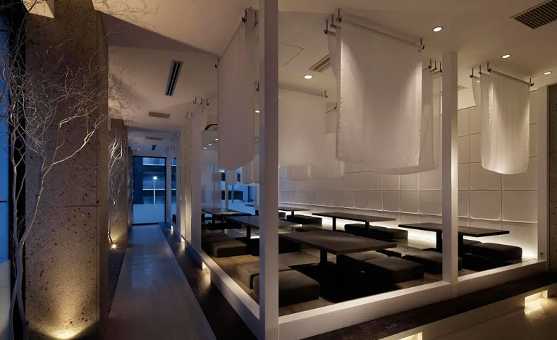 渋谷 ランチ おすすめ 和食 おしゃれ 雰囲気 個室 KICHIRI 渋谷宮益坂下 店内 雰囲気