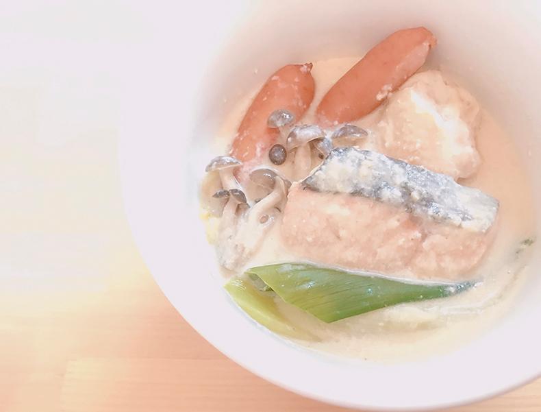 食べるエステ!酒粕で作る美人鍋