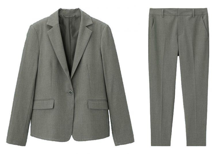 【GU】のスーツ
