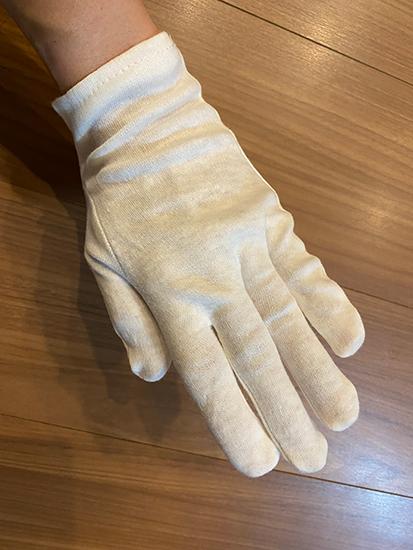 ■ワセリン+手袋でながらケア