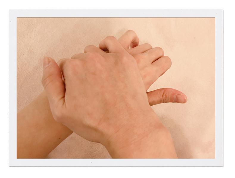 美手肌を目指すハンドケア法