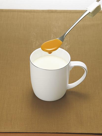 牛乳×生姜
