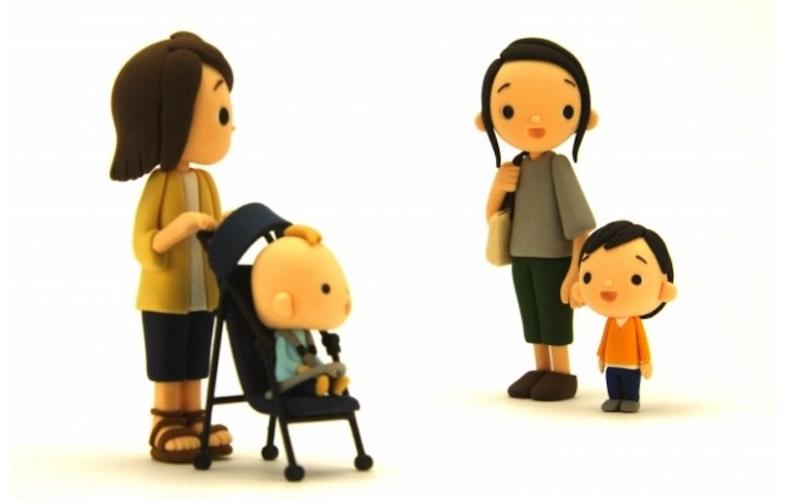 赤ちゃん人見知りなぜ理由祖父母親戚保育園公園対策人見知りがひどいとき激しいとき対処法