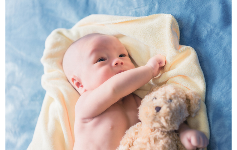 生後2ヶ月 赤ちゃん 特徴