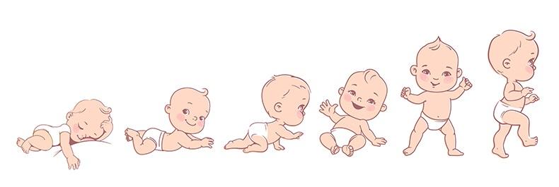 立ち 赤ちゃん いつから つかまり