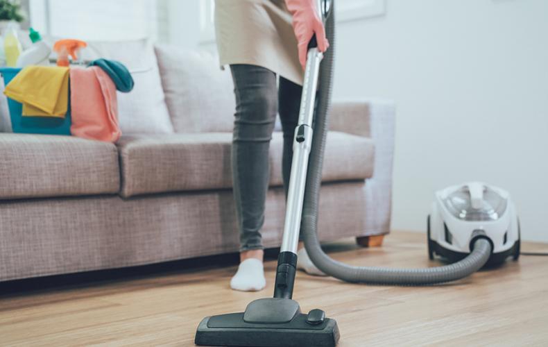 掃除の優先順位をつける