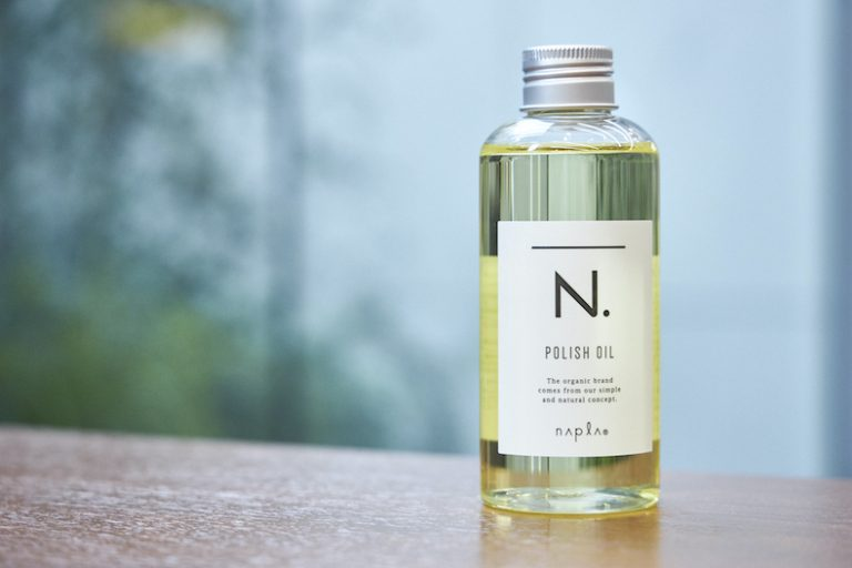ナプラ|エヌドット ポリッシュオイル