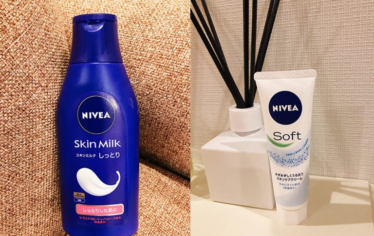■ニベア スキンミルク しっとり&ニベアソフト