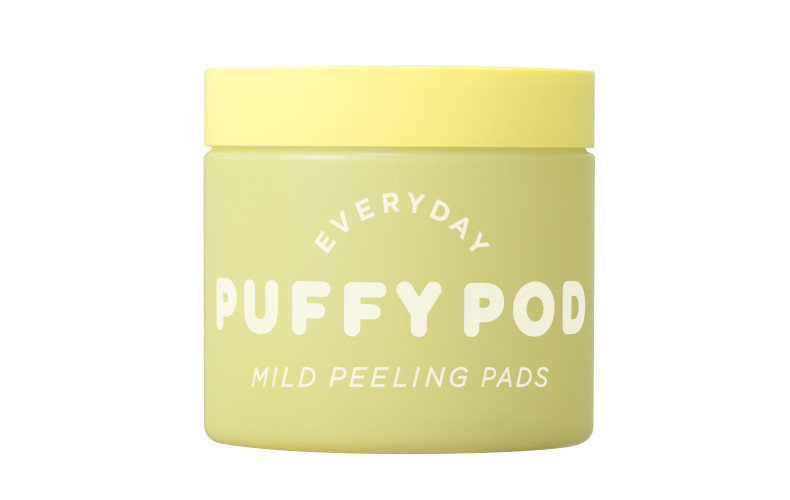 ■パフィーポッド マイルドピーリングパッド L <ふき取り化粧水>