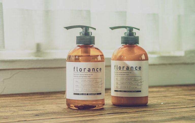 florance(フローランス)|ボリュームシャンプー