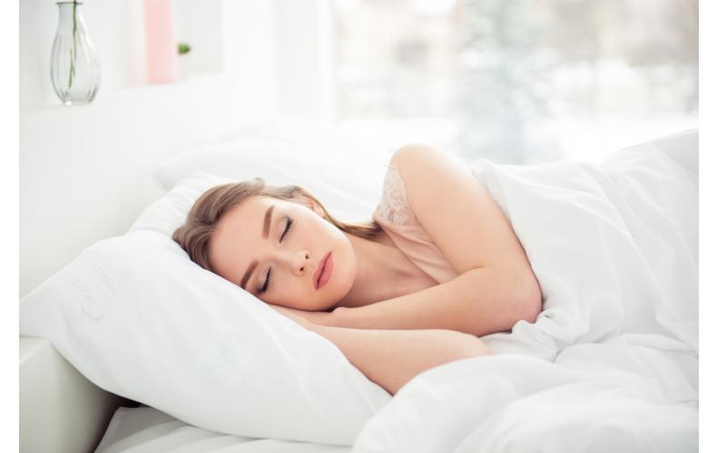 免疫力を上げるためにも十分な睡眠が取りたい