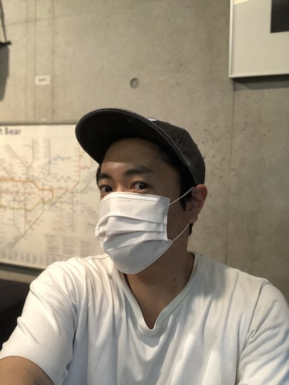 シャープ,マスク,シャープマスク,sharp,試着,使って見た