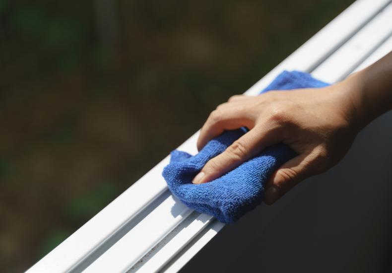 窓掃除 効率