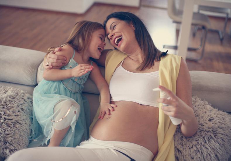 2人目妊娠上の子1人目ケア気になること過ごし方