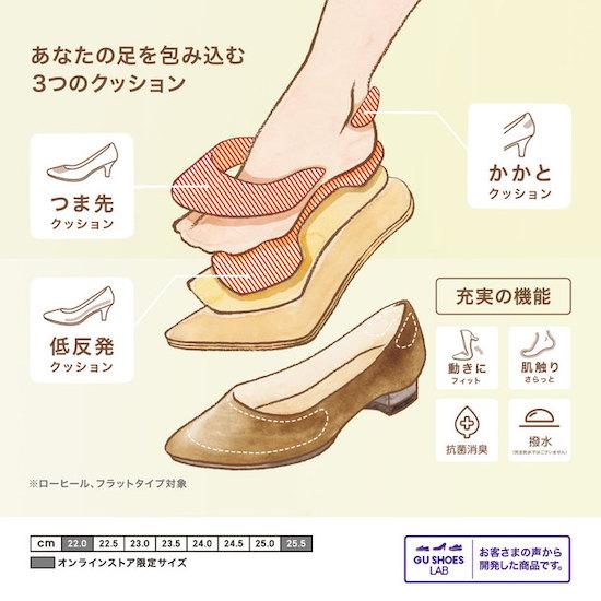 くつずれ 防ぐ 靴の選び方 フィット