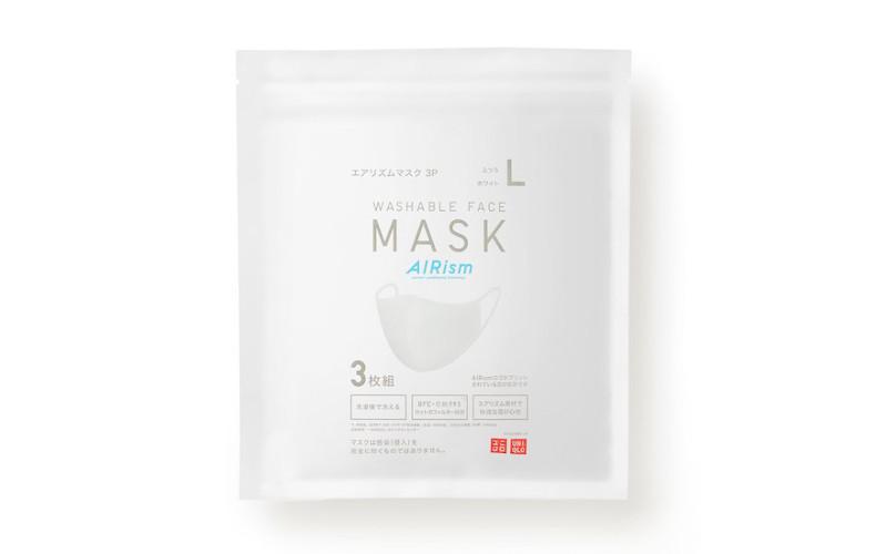 ユニクロ マスク,エアリズムマスク