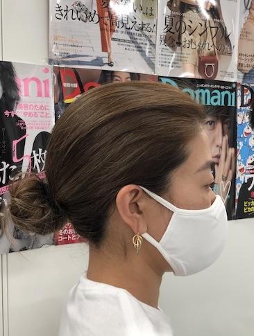 ユニクロ エアリズム マスク