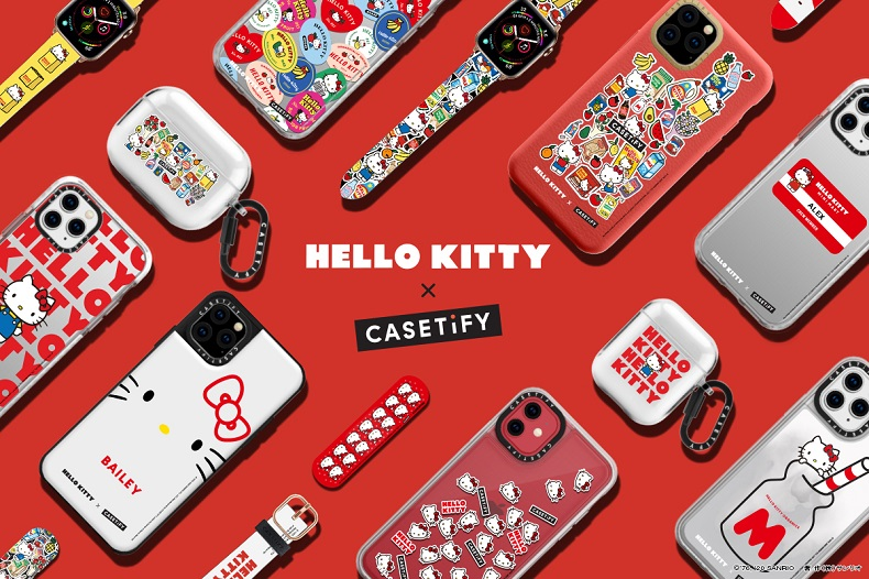 Hello Kitty x CASETiFYコレクション