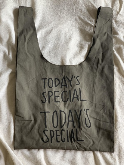 TODAY'S SPECIAL エコバッグ