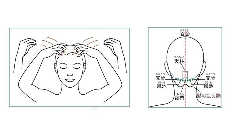 湿気 髪 対策