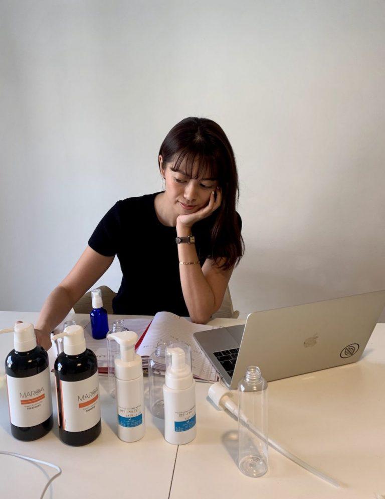 中林美和 起業