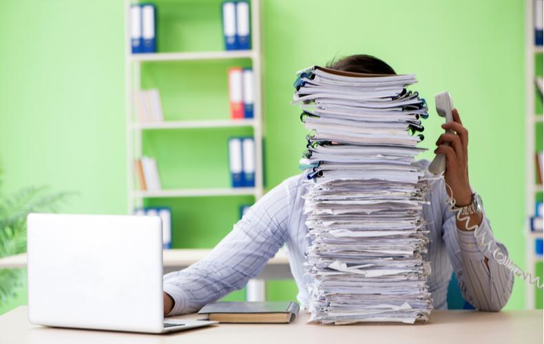 仕事が遅い 特徴 理由 原因 仕事内容 理解
